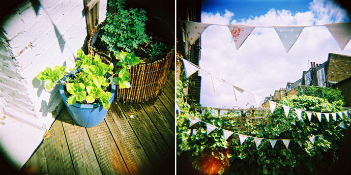 leonie wise plays with plastic - a holga camera - for roll in a day