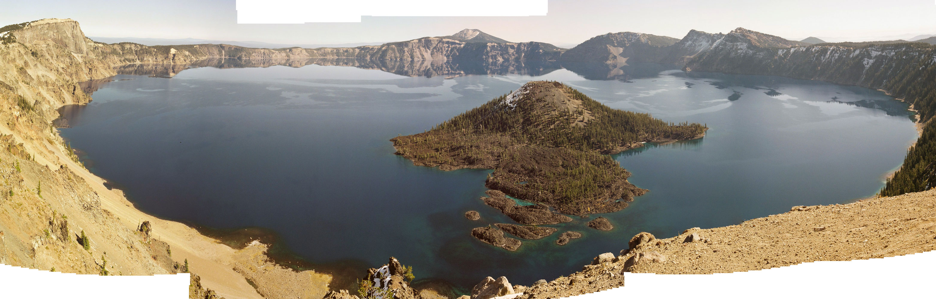 CraterLake-photomerge