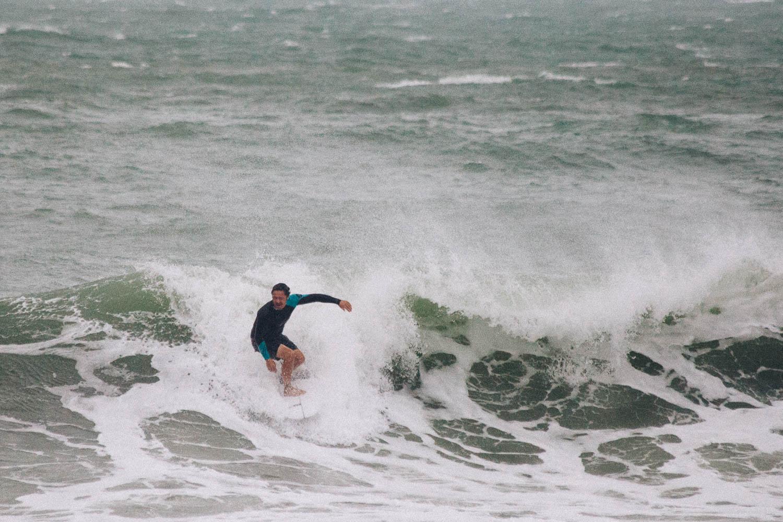 Palm Beach Surfer, Waiheke Island. (c) Leonie Wise