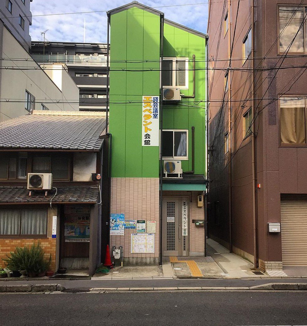 Small Buildings of Kyoto